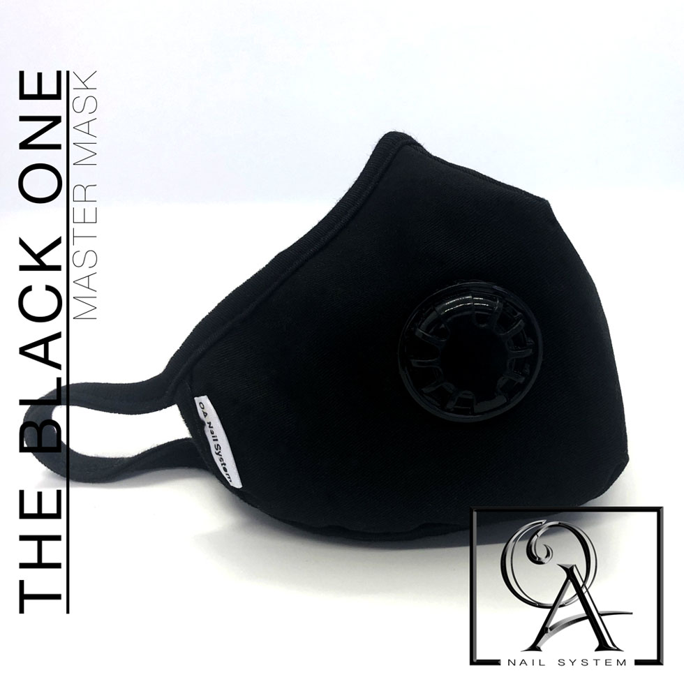 Master Mask - Black One - One Size (ΚΩΔ.0801-1007)