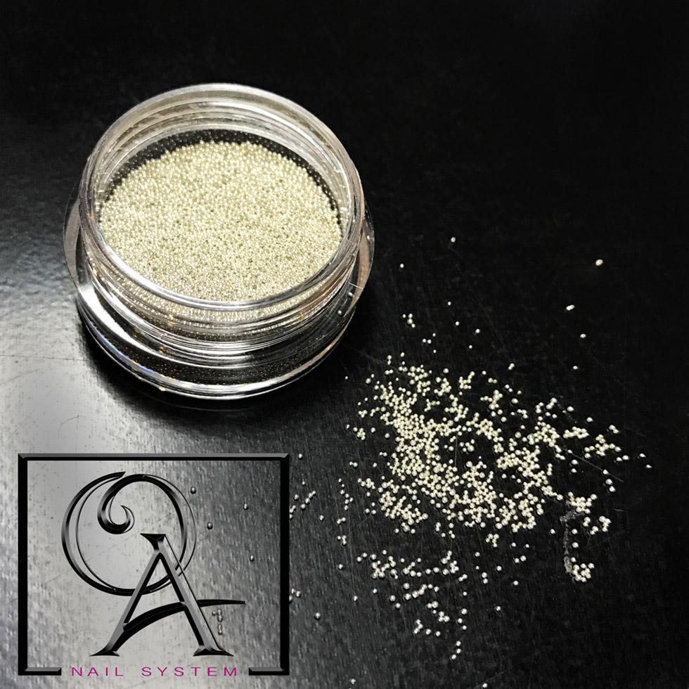 Silver Micro Beads (ΚΩΔ.0403-3011)