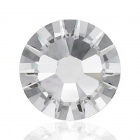 CRYSTAL CLEAR STRASS - 8MM