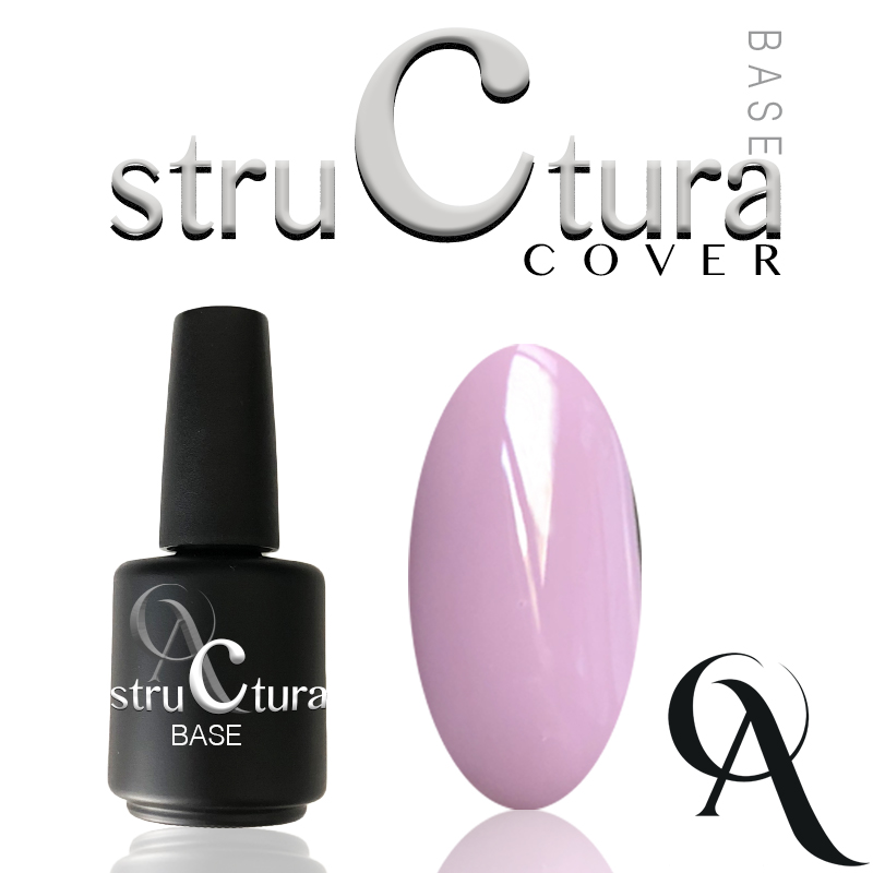 Structura Cover Base - Pink (ΚΩΔ.0300-1012)